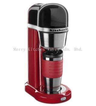 KitchenAid KCM0402ER Coffee Maker, Empire Red
