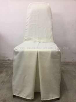 Polyester Chair Cover Front View