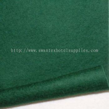 """Green Felt Size 58""""x 96"""""""
