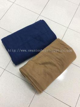 Polyester blanket single size 60��x 80�� 500g