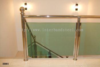 Stainless Steel Handrail 13