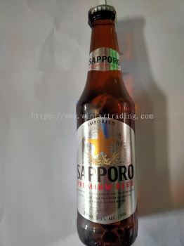 SAPPORO BEER 5%