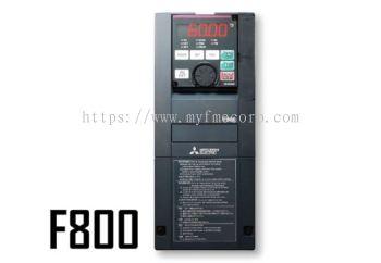 REPAIR FR-F820-45K FR-F820-01870 MITSUBISHI ELECTRIC F800 INVERTER VSD MALAYSIA SINGAPORE BATAM IN