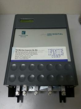 EUROTHERM DCRIVES 590 591 DIGITAL DC MOTOR CONTROLLER MALAYSIA INDONESIA SINGAPORE