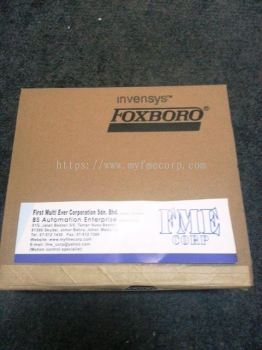 INVENSYS FOXBORO P0900FJ P0900FK P0900FL P0900FP P0900FQ INDONESIA MALAYSIA SINGAPORE AUSTRALIA