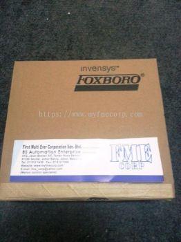 INVENSYS FOXBORO X101BG P0900FD P0900FE P0900FG P0900FH INDONESIA MALAYSIA SINGAPORE AUSTRALIA