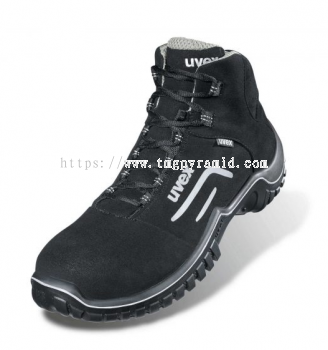 UVEX MOTION STYLE S2 SRC LACE-UP BOOT