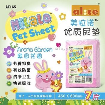 AE165 Milalo Pet Sheet 7's