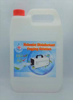 Nature Clean Halomist Disinfectant Fogging Solution 5 Litre