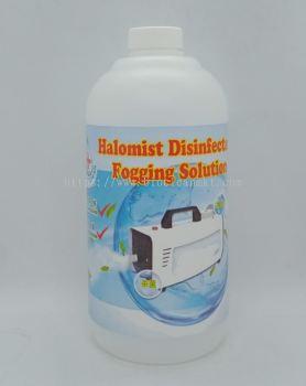 Nature Clean Halomist Disinfectant Fogging Solution 1 Litre