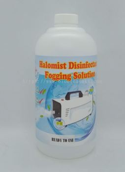 NC Halomist Disinfectant Fogging Solution (Ready To Use) 1 Litre