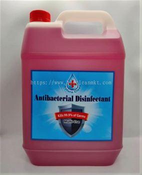 Nature Clean Antibacterial Disinfectant 5 Litre