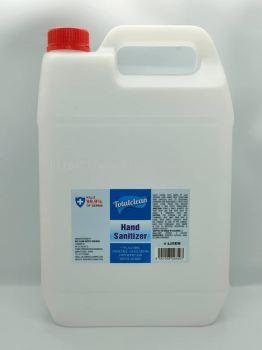 Totalclean 75% Alcohol Hand Sanitizer 5L