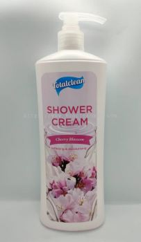 Totalclean Shower Cream Cherry Blossom 1L
