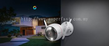 EZVIZ SECURITY CAMERAS