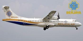 Berjaya Air_T2 code J8