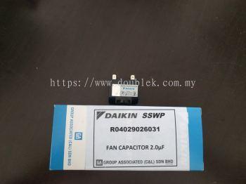 R04029026031 (FAN CAPACITOR 2.0��F)