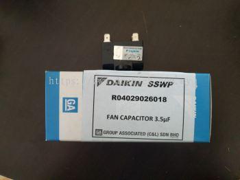 R04029026018 (FAN CAPACITOR 3.5��F)