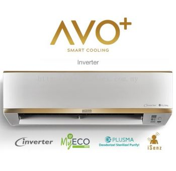 A3WMY10SP / A3LCY10C (1.0HP AVO+ Series R32 Inverter)