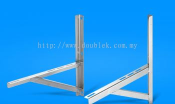 201 Stainless Steel Outdoor Compressor Bracket (1.0 - 1.5 HP)