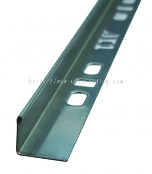 Stainless Steel L-Stop Trim