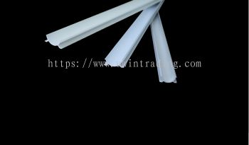 PVC Groove Joint U Shape