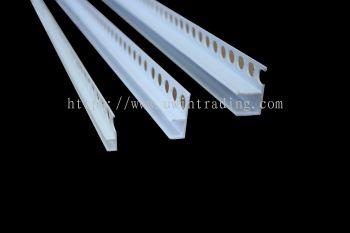 PVC Skirting Groove