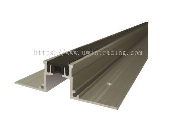 Movement Joint c/w Alum. Plate - FP35/35