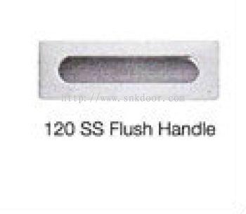 120 SS Flush Handle