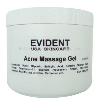 Acne Massage Gel