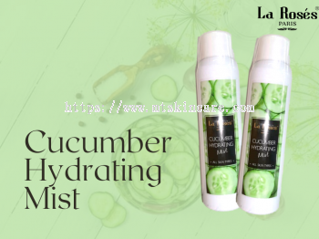 Cucumber Hydrating Mist