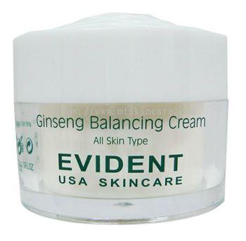 Ginseng Balancing Cream