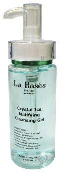 Crystal Ice Mattifying Cleansing Gel