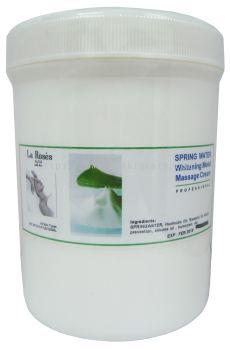 Spring Water Whitening Moist Massage Cream