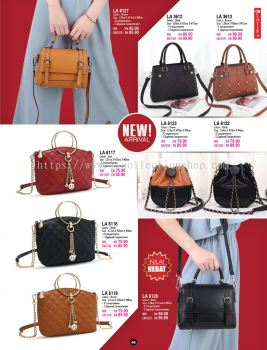 LATINA VOL 146 - HANDBAG COLLECTION