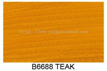 B6688 TEAK