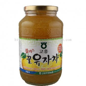 NONGHYUP CITRON HONEY TEA 1KG
