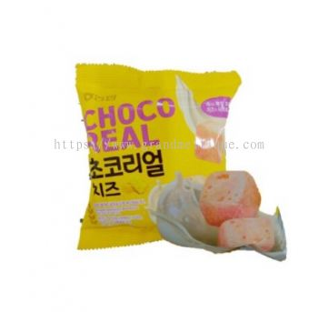 CHOCO REAL CHEESE SNACK