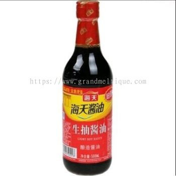 HADAY LIGHT SOY SAUCE