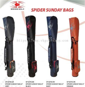 Spider Sunday Bag 2016 Model