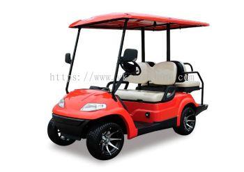 Golf Buggy Gwheel 2+2 Seater