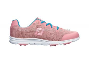 enJoy™ Style 1 #95700 Pink Rose Womens Golf Shoes