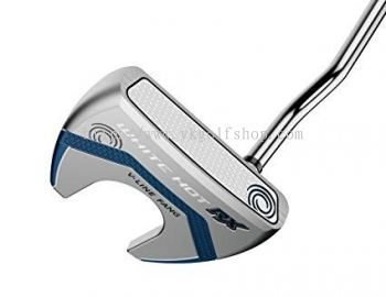 ODYSSEY Golf White Hot RX V-Line Fang Putter w/SuperStroke Grip
