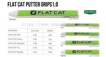 Lamkin Flat Cat Putter Grips 1.0