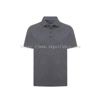 Fenix - Men's Polo Shirt - Crieff - Charcoal