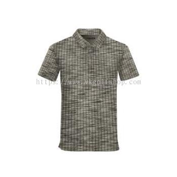 Fenix - Men's Polo Shirt - Goval - Dusty Olive