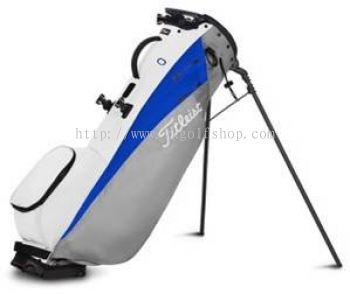 Titleist Players 4 Carbon Stand Bag GREY/ ROYAL/ WHITE TB20SX5-241