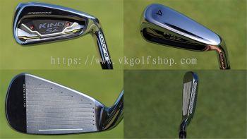 King SpeedZone Steel Ns Pro S Flex Irons 5-9P