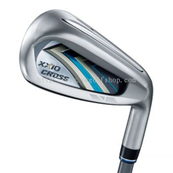 XXIO Cross 2021 Graphite Irons 5 - 9pas