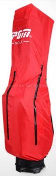 PGM RED COLOR RAIN GOLF BAG COVER